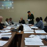 21 грудня 2018 р. відбулося засідання вченої ради інституту