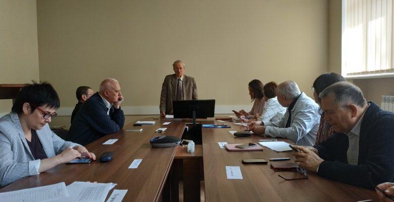 16 травня 2019 р. відбулося засідання вченої ради інституту