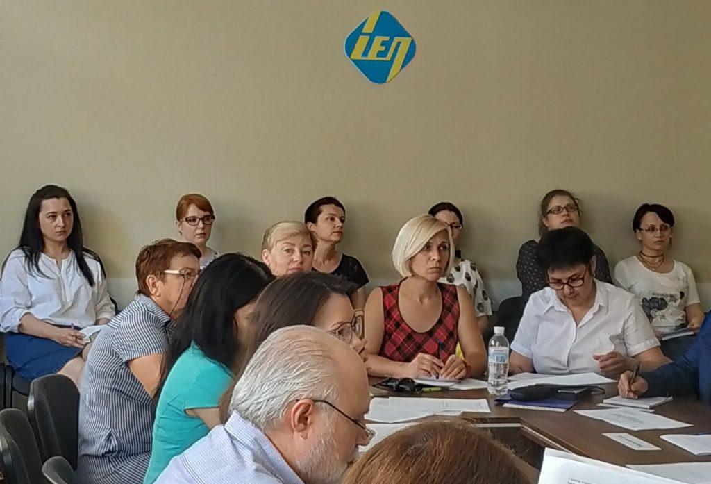 19 червня 2019 р відбулося засідання вченої ради інституту