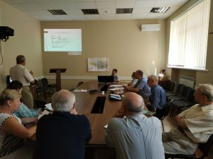 03.07.2019 відбувся черговий теоретико-методологічний семінар