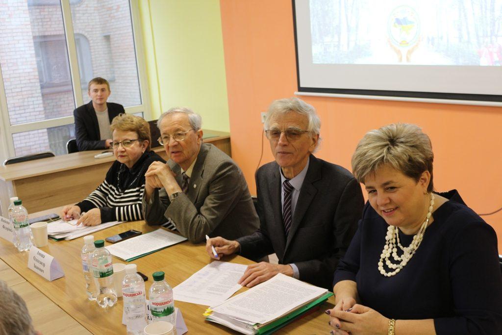 Круглий стіл «Реформування трудового законодавства в Україні: нові виклики і можливості»