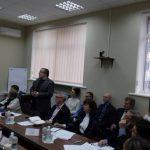 Круглий стіл «Актуальні напрями реалізації програм підготовки докторів філософії у ЗВО та наукових установах України»