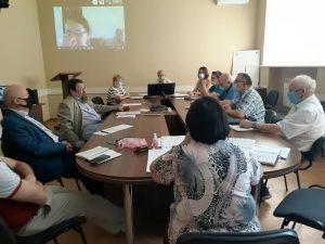 11.06.20 відбулося засідання вченої ради інституту