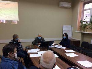 17 грудня 2020р. відбулося засідання вченої ради інституту