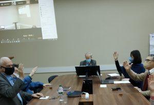 26 січня 2021р. відбулося засідання вченої ради інституту
