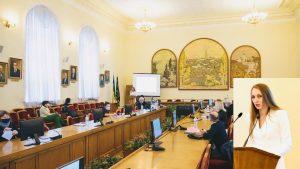 Вітаємо Турлакову С.С. з присудженням наукового ступеня доктора економічних наук