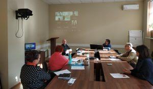 Засідання відділів проблем регуляторної політики і розвитку підприємництва та економічних проблем соціальної політики