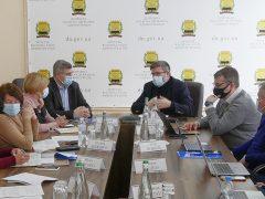 Презентація проєкту Стратегії економічного розвитку Донецької та Луганської обл.