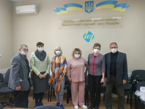 Відбувся захист дисертаційної роботи Ковчуги Л.І. на тему «Інноваційний розвиток як чинник підвищення конкурентоспроможності галузей промисловості України»