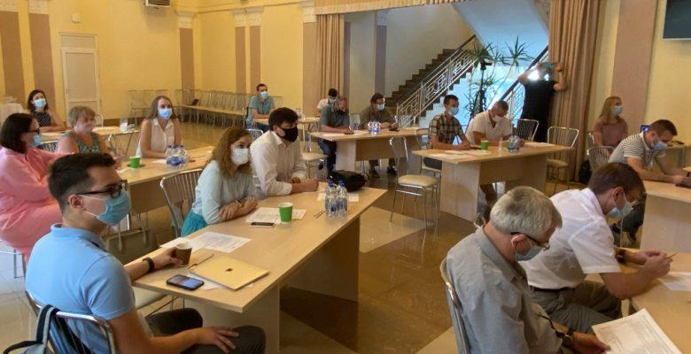 Другий воркшоп щодо смарт-спеціалізації Донецької області за напрямом «Машинобудування та IT»