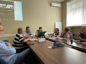 Міждисциплінарний семінар з питань економічного стратегування і оргпроєктування від 15.07.21