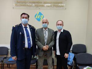 Відбувся захист дисертаційних робіт В.А. Омельяненка, Д.О. Бугайка, В. А. Шипоши