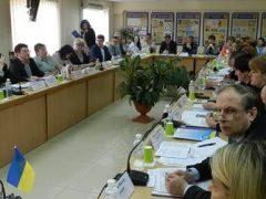 За круглим столом обговорили проблеми працевлаштування внутрішньо переміщених осіб